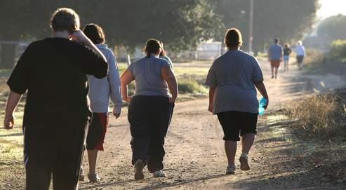 Le niveau socio-économique joue un rôle majeur dans le développement des risques d'obésité.