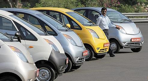 La Renault ultra low-cost lancée en Inde en 2012