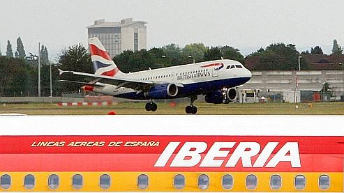 British Airways et Iberia signent un accord de fusion