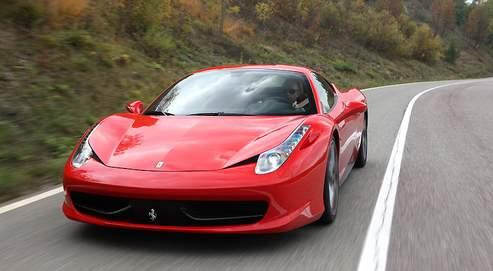 La nouvelle Ferrari, plus puissante et moins polluante