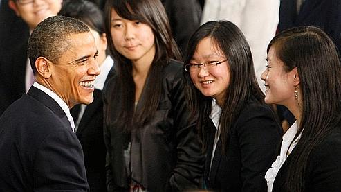 Washington hausse le ton sur les droits de l'homme en Chine