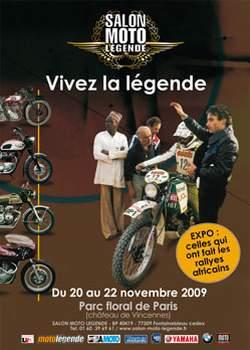 La moto ancienne tient salon ce week end vincennes for Salon moto nice