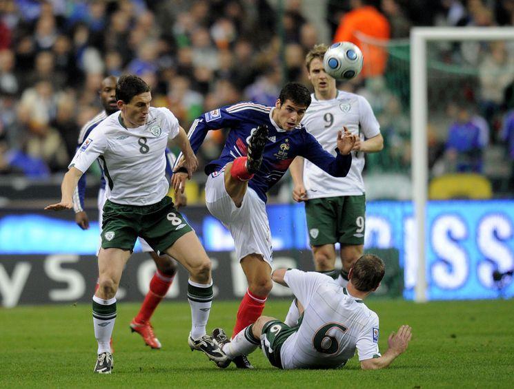 Le Figaro - Mondial 2010 : Les Irlandais veulent rejouer !