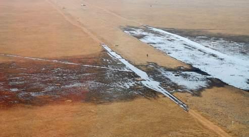 La plaine de la Crau en cours de dépollution
