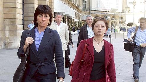 Fabienne Pous et Michele Ganascia.