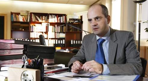 Jean-Michel Blanquer, recteur de l'académie de Créteil.