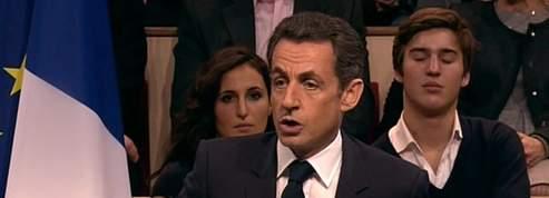 Régionales: Sarkozy<br/>lance la campagne de l'UMP<br/>