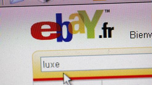 eBay : nouvelle victoire judiciaire pour LVMH