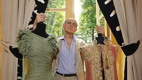 La maison Christian Lacroix a enregistré 10 millions d'euros de pertes en 2008 pour un chiffre d'affaires de 30 millions d'euros. (Crédits photo : Le Figaro)