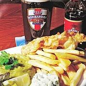 Fish & Chips version Le Bombardier