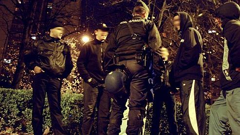 Couvre-feu pour les mineurs de moins de 13 ans à Nice