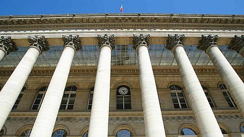 La Bourse de Paris repasse sous les 3.800 points