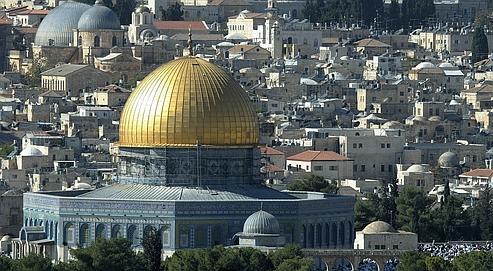 La seule voie d'une paix véritable est une négociation «pour résoudre le statut de Jérusalem comme future capitale de deux États», écrivent les ministres européens.