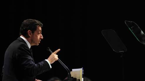 Sarkozy : le sommet sur le climat va «à la catastrophe»