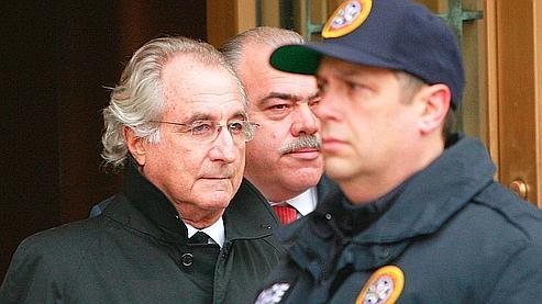 L'Américain Bernard Madoff a monté une gigantesque fraude portant sur 50 milliards de dollars.