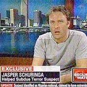 Jasper Schuringa, sur CNN.