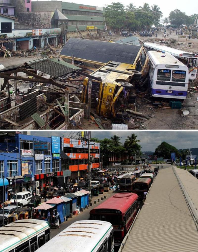 En outre, la reconstruction a buté dans certains pays sur des problèmes de corruption, comme au Sri Lanka. A tel point que le gouvernement de Colombo doit aujourd'hui rendre des comptes sur la moitié des quelque 2,2 milliards d'aide promis par les donateurs étrangers.