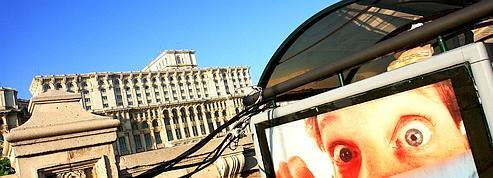 En Roumanie, quand la télé trash <br/>fait l'actualité<br/>