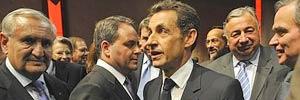 L'UMP entre craintes et espoirs<br/> pour 2010<br/>