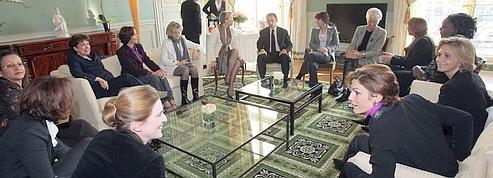 Place Vendôme, treize femmes <br/>et un président<br/>