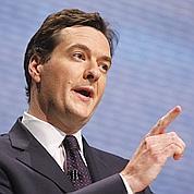 George Osborne, en octobre 2009.