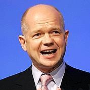 William Hague, en octobre 2009.
