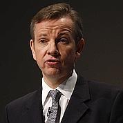Michael Gove, en octobre 2009.