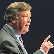 Kenneth Clarke, en octobre 2009.