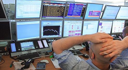Dans les salles des marchés, la part variable peut représenter une à cinq fois le fixe.
