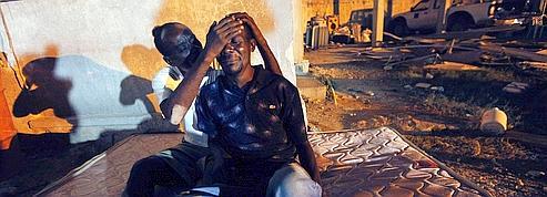 Deuxième nuit de cauchemar en Haïti<br/>