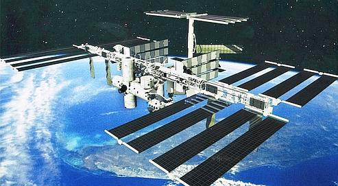 L'ISS devrait voir ses applications élargies.