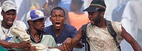 Des Haïtiens livrés <br/>à eux-mêmes <br/>