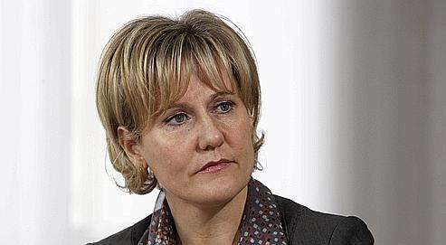 Nadine Morano, secrétaire d'État chargée de la Famille.