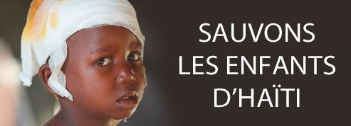 Le Figaro Magazine se mobilise<br /> pour les enfants d'Haïti
