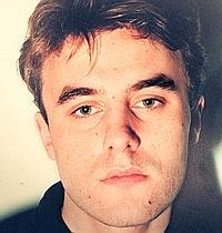 Claude Lastennet à 25 ans en 1997.