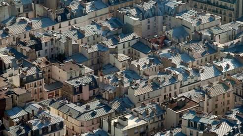 Crédits immobiliers: les taux restent inférieurs à 4%