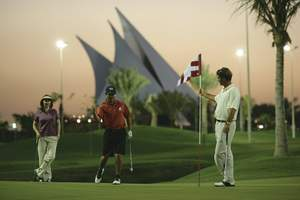 Dubaï Creek golf, le cœur chic de la cité. (DR)