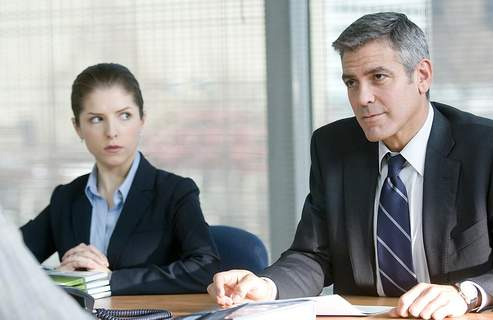 George Clooney en VRP du plan social