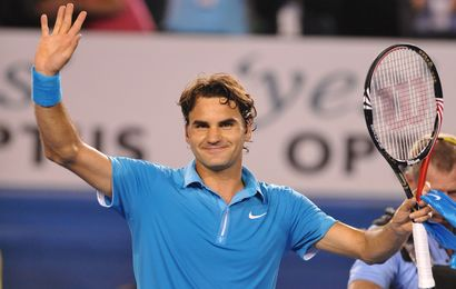 Roger Federer peut s'estimer heureux
