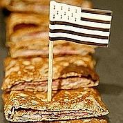 La galette complète de Breizh Café.