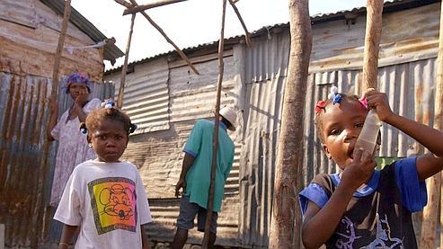 Haïti: dix Américains soupçonnés de vols d'enfants
