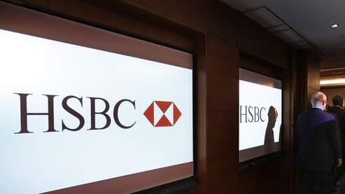HSBC veut pousser ses pions en Chine
