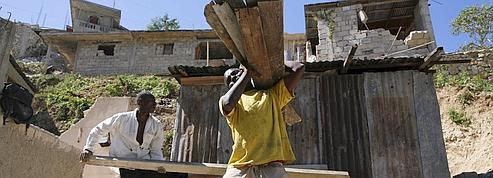 Haïti : le périlleux pari <br/>de la reconstruction <br/>