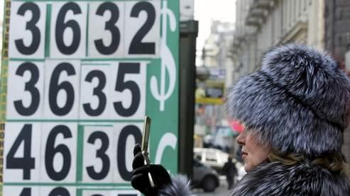 La Russie, ou le yo-yo économique