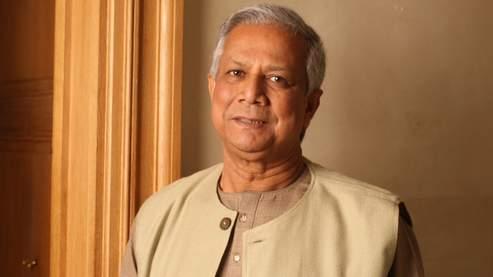 Muhammad Yunus, l'entrepreneur social