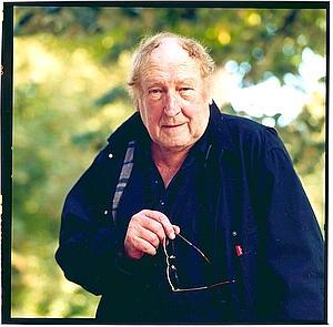 Georges Wilson en 1999.