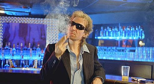 Eric Elmosnino dans «Gainsbourg, (vie héroïque)».