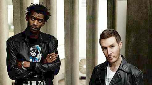 Robert Del Naja et Grant Marshall ont fait taire leurs conflits d'ego pour donner un nouvel album aux sons nouveaux.(Warren du Preez & Nick Thornton Jones)