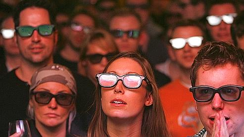 «4% de la population ne verront jamais la 3D»