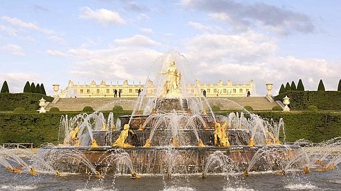 Le bassin de Latone (© Château de Versailles/J-M Manaï)